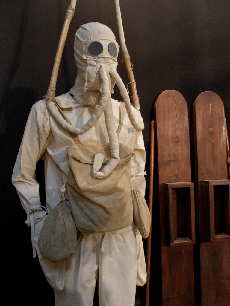 Da Vinci Invented The First Diving Suit