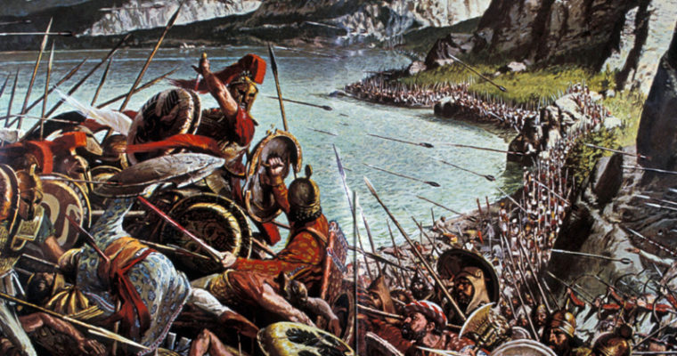 The Greatest Battles in History: The Battle of Thermopylae